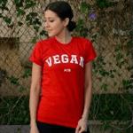 vegan shirt