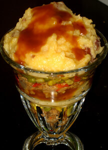 Mmm … Mashed Potato Sundaes