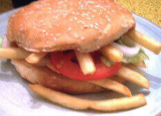 French Fry Sandwiches Can Save Your Life
