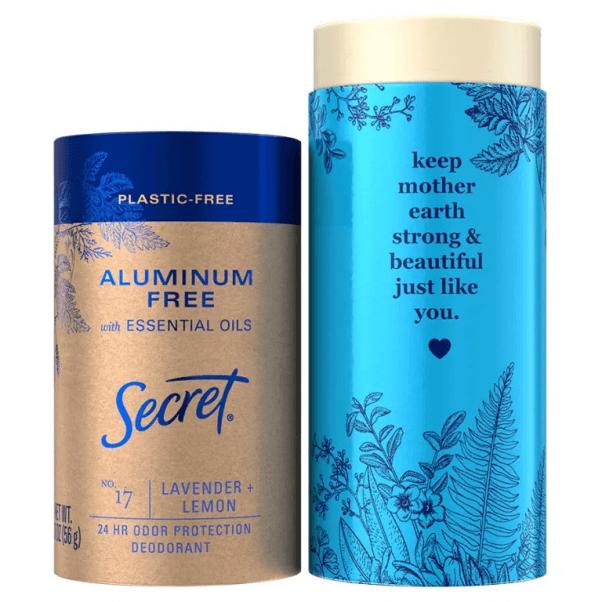secret vegan deodorant