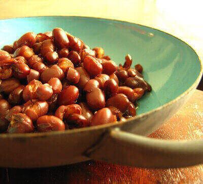 Bizarre Bean: Adzuki