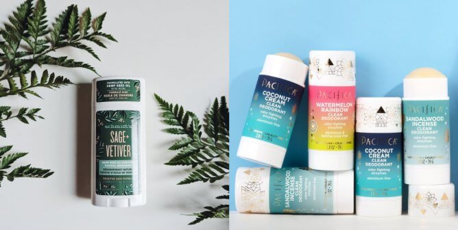 Vegan Deodorants That Keep You Smelling Sweeter Than Ever