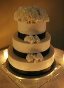 To Have and to Hold—The Vegan Wedding Cake