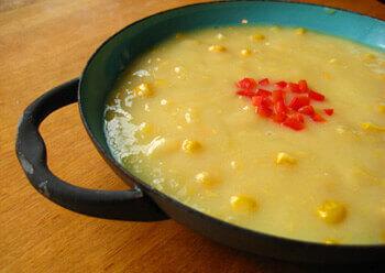 Chunky Corn Chowder