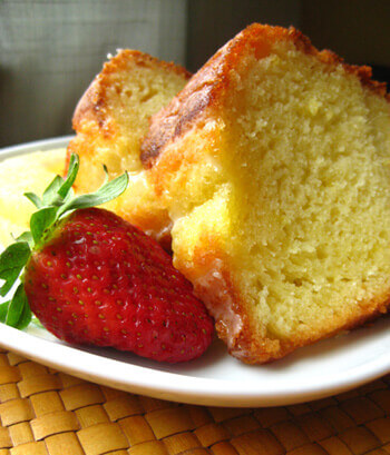 Pineapple Right Side-Up Cake