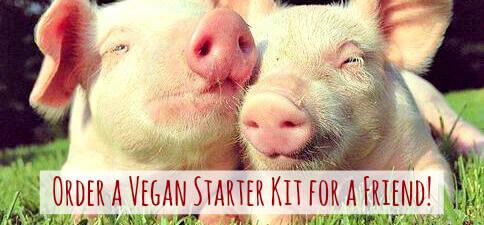 Order a Free Vegan Starter Kit for a Friend