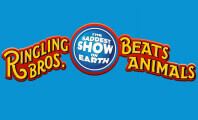 Ringling Bros. Beats Animals