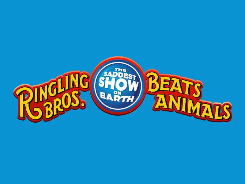 Ringling Bros. Beats Animals