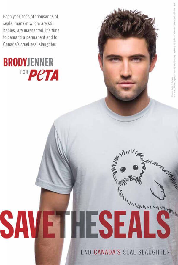 Brody Jenner Seal PSA