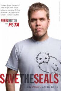 Perez Hilton Seal PSA