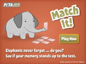 Elephants Never Forget Game