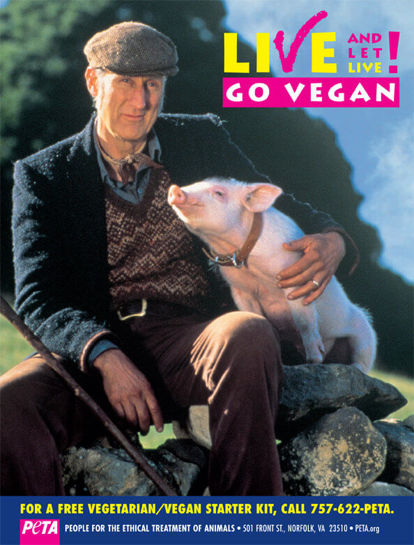 James Cromwell Live and Let Live PSA
