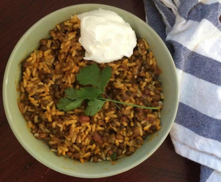 Curry Lentil
