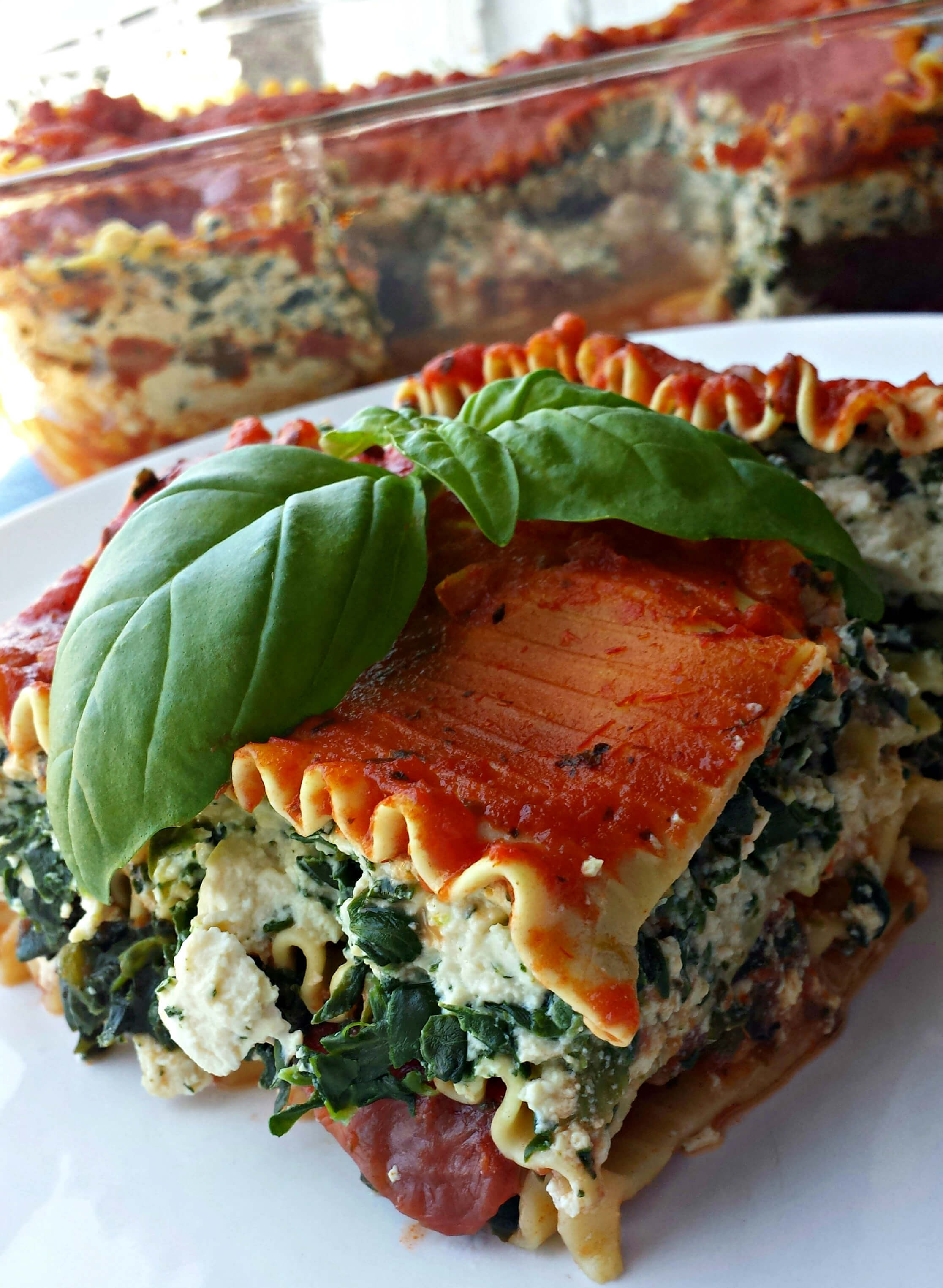 Tofu spinach recipes easy
