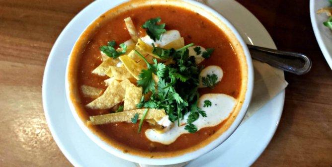 12 Warming Winter Soups