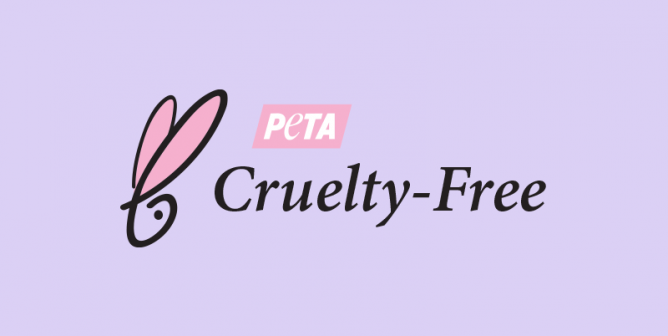 PETA's New Beauty Without Bunnies Logo Is Coming to Products Near You