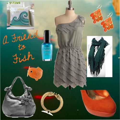 Fashion Friday: A Friend to Fish