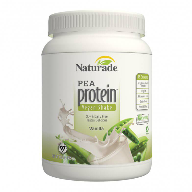 naturade pea protein