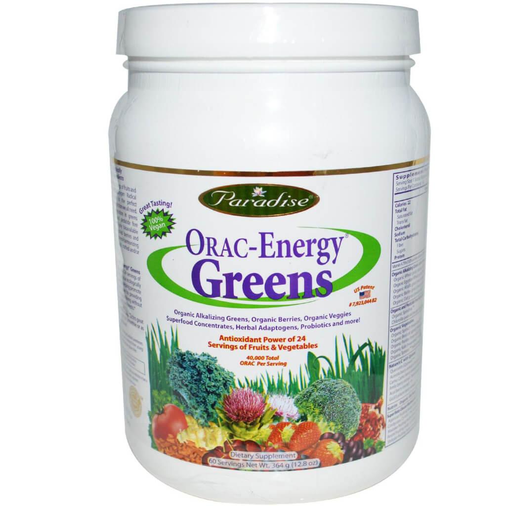 orac greens