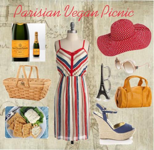 Fashion Friday: Parisian Picnic