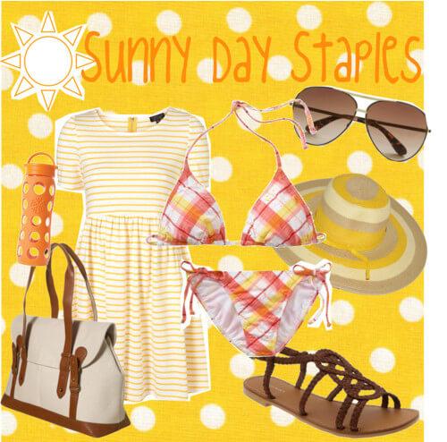 Fashion Friday: Sunny Day Staples