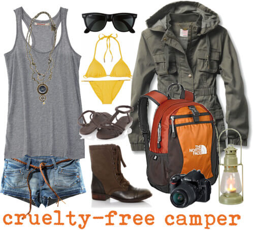 Fashion Friday: Cruelty-Free Camper