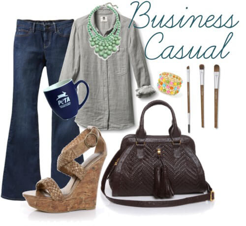 Fashion Friday: Business Casual
