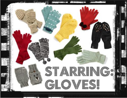 Fashion Friday: Gloves!