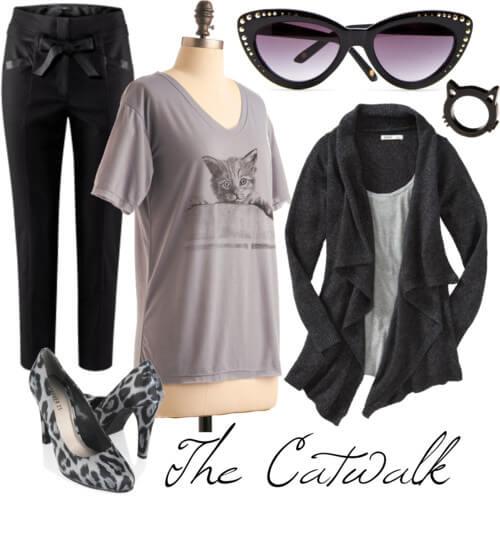 Fashion Friday: The Catwalk