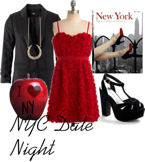 Fashion Friday: NYC Date Night