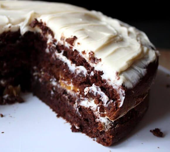 Cake With Chocolate Pudding Mix : Chocolate Pudding Cake PETA
