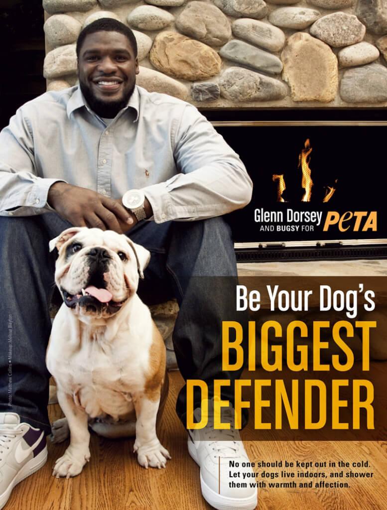 Glenn Dorsey: Be Your Dog's Biggest Defender PSA
