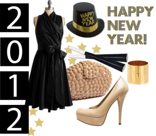 Fashion Friday: Happy New Year!