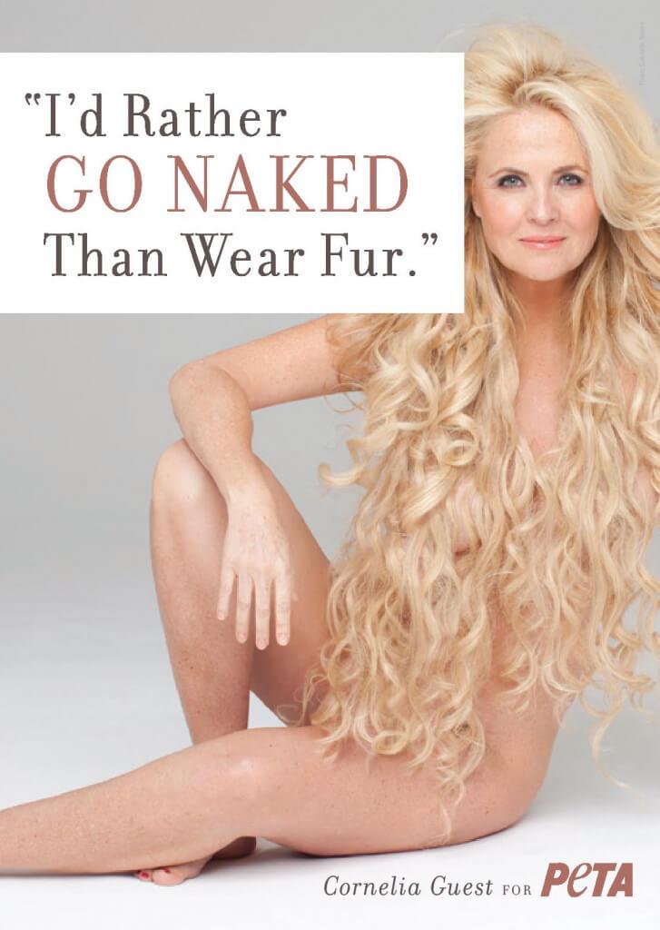 Cornelia Guest Fur PSA