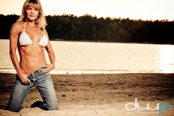 Q&A With Vegan Bodybuilder Michelle Risley