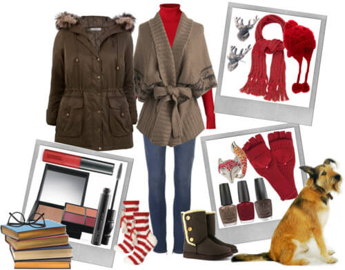 Fashion Friday: Snuggly Trumps UGGly Any Day!