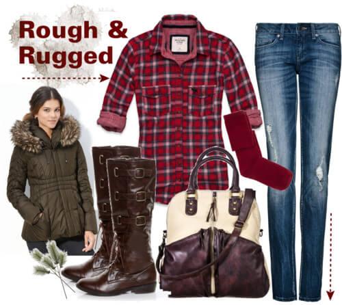 Fashion Friday: Rough & Rugged