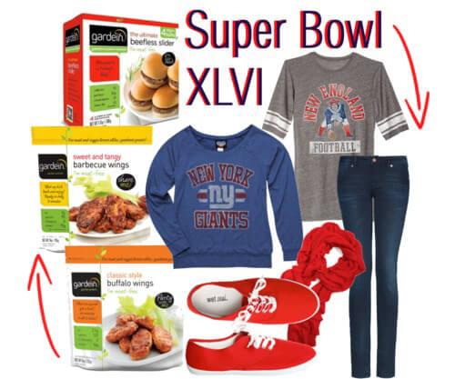 Fashion Friday: Super Bowl XLVI