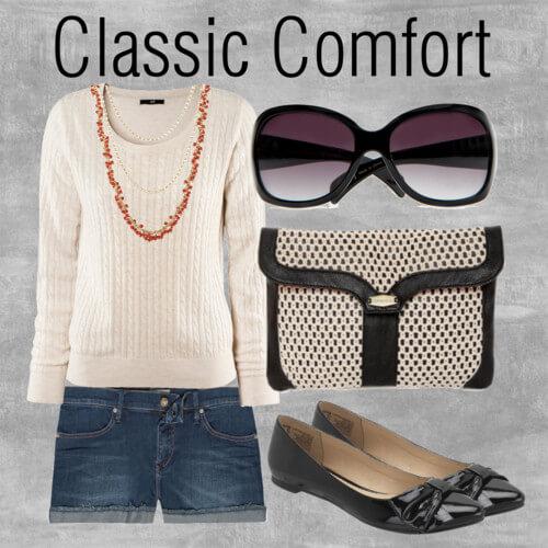 Fashion Friday: Classic Comfort