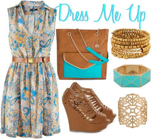 Fashion Friday: Dress Me Up