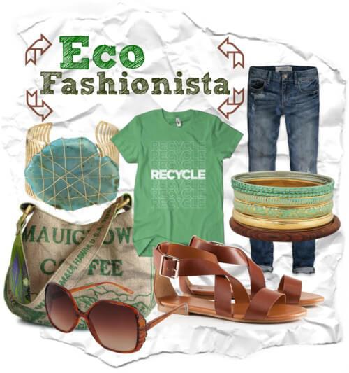 Fashion Friday: Eco-Fashionista Edition