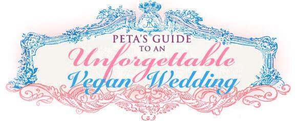 Vegan Wedding Food Peta