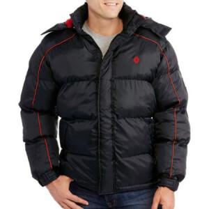 walmart puff jacket