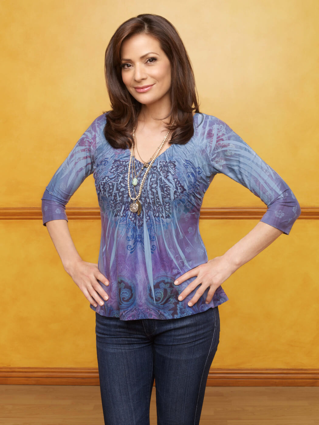 Constance Marie shakin it youtube