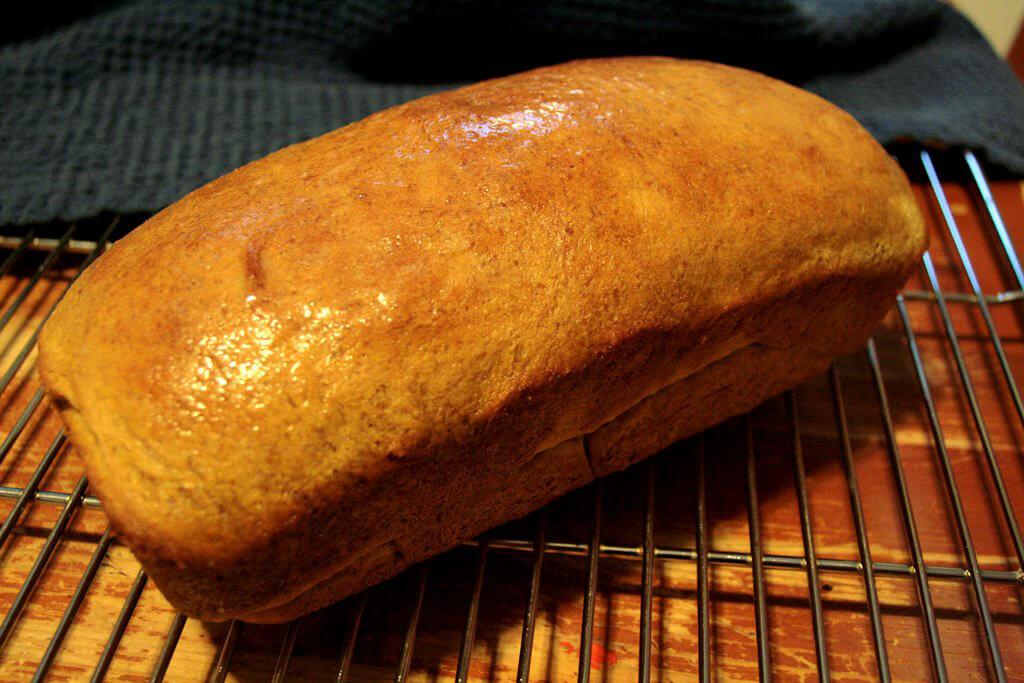 Pumpkin Bread Optimized