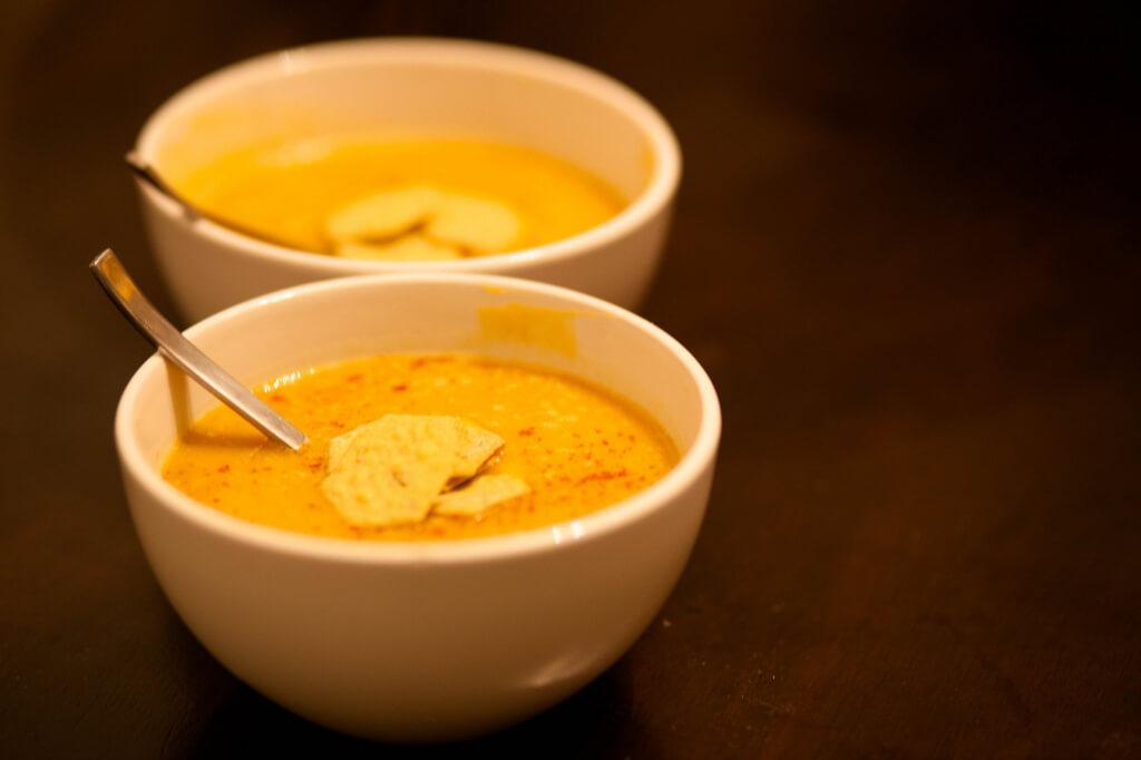 Pumpkin Soup Optimized
