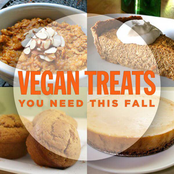 Vegan Treats You Need This Fall Optimized