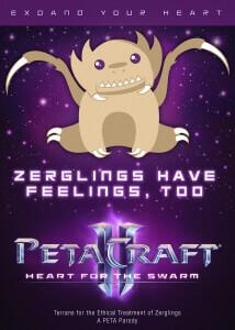 Starcraft Zerglings