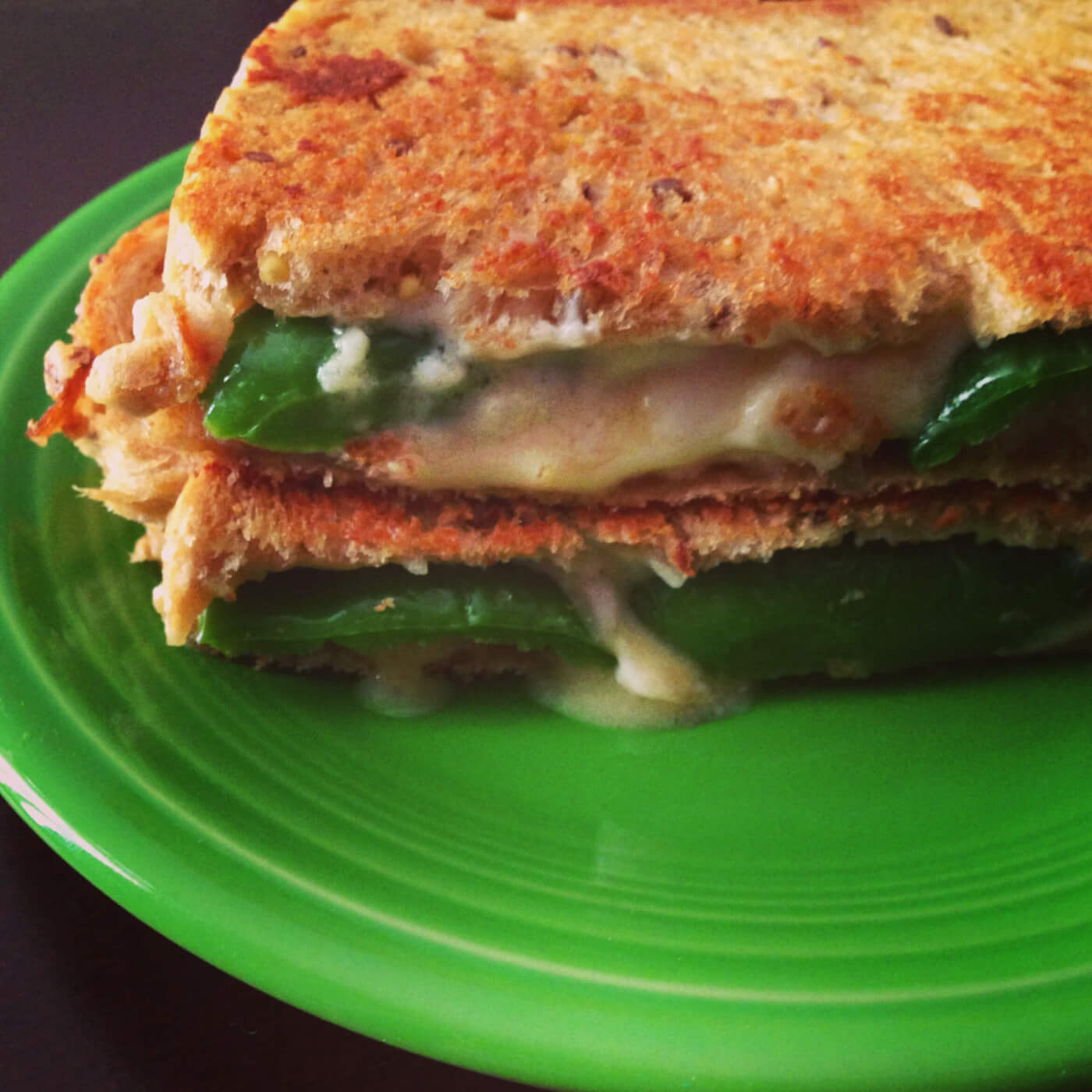 Yummy Spicy Food Recipes Jalapeno Grilled Cheese