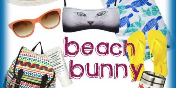 Fashion Friday: Beach Bunny